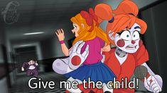 aviso que la imagen que puse de fondo la encontré de casualidad en Google, así que créditos al autor original. ¡No olvides unirte a mi CandyPopOff Amino! allí habrá mucho spoiler y datos de mi FNaFAU y haré concursos con premios. (Link clickeando este post) Ballora Fnaf, Anime Fnaf, Anime Meme, Funny Fnaf, Five Nights At Freddy's, Animatronic Fnaf, Fnaf Baby, Arte Do Kawaii, Fnaf Wallpapers