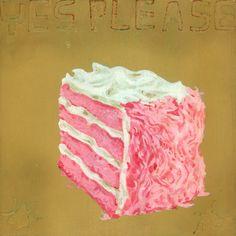 Yum yum yum yum. Yes Please, by Martha Rich