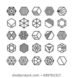 Find Hexagon Geometric Vector Icon Ornament stock images in HD and millions of other royalty-free stock photos, illustrations and vectors in the Shutterstock collection.