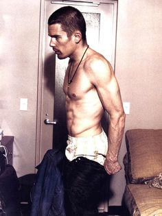 Ethan Hawke in Shirtless with . is listed (or ranked) 1 on the list Hot Ethan Hawke Photos Short Hair With Beard, Ethan Hawke, You Make Me Laugh, Best Supporting Actor, Chick Flicks, Fantasy Male, Denzel Washington, Training Day, Hot Actors