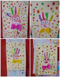 30 clown crafts ideas for circus day - Aluno On - Einrichtungsstil Clown Crafts, Circus Crafts, Carnival Crafts, Carnival Themes, Circus Activities, Kindergarten Activities, Preschool Activities, Farm Animals Preschool, Preschool Crafts