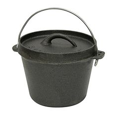 Introducing CAST IRON DUTCH OVEN  1 QT  WITHOUT LEGS Case of 6. Great product and follow us for more updates!