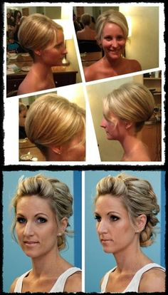 Top 9 Cute Easy Updos for Short hair- Simple hairstyles | Hairstyles |Hair Ideas |Updos