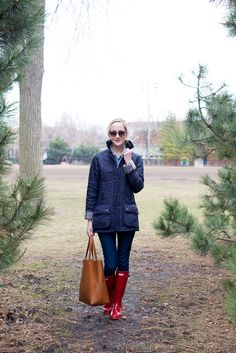 Guide To Buying Hunter Boots By Kelly In The City
