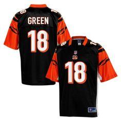 8b8e9adfd ... Nike Bengals 18 A.J. Green Black Team Color Mens Stitched NFL Elite  Jersey ...