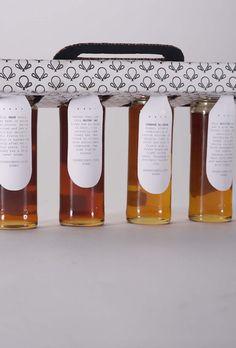 Wild Honey: Honey Packaging