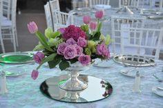 20 decoraciones para las mesas del banquete - bodas.com.mx