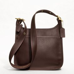 Coach Classic Legacy Zip Shoulder Bag - Polyvore