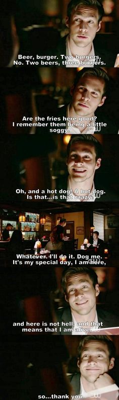 The Vampire Diaries TVD S08E13 - that last face :D