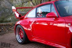 Porsche 993 GT2 Evo: O mais crua de todos eles | total de 911