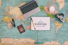 Graphic Design - Graphic Design Ideas - 10 Flat Lay Travel Notebook Mockups by White Flag on Creative Market Graphic Design Ideas : – Picture : – Description 10 Flat Lay Travel Notebook Mockups by White Flag on Creative Market -Read More – Stickers Design, Free Notebook, White Flag, Social Media Banner, Mockup Templates, Design Templates, Branding, Creative Sketches, Paint Markers