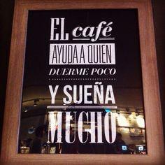 ¡Y tanto! #cafe