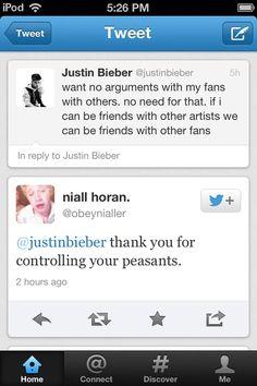 ahh!!! i love you niall! peasants:P