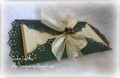 Carolynscrap: Tutorial Tarjeta de Boda Scrapbooking, Gift Wrapping, Invitations, Weddings, Gifts, Dream Wedding, Wedding Inspiration, Wedding Cards, Flowers