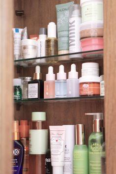 Skincare Storage — c i n d y h y u e