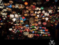 Lanterns, Lanterns, everywhere Lanterns