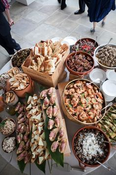 Tapas... This is my kinda food!! This is what I miss about going to see my family when I was growing up!! Eating together as one big family for every meal ☺