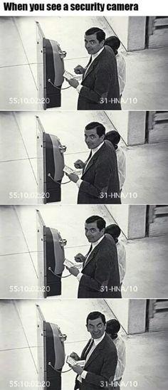 Mr Bean I love this man !! :3