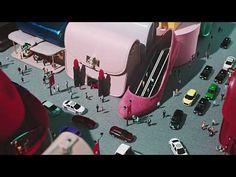 (12) 日本橋高島屋S.C. オープニングムービー(第2弾) - YouTube Film Effect, Illustrations And Posters, Motion Graphics, Art Direction, Filmmaking, Movie Tv, Cool Art, Miniatures, Animation