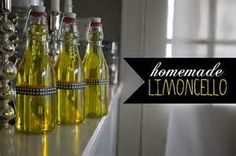 Limoncello Bottles - Bing Images