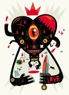 Awesome Robo!: The Art Of Seb Niark