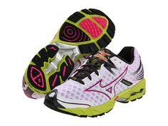 Mizuno Wave Precision 12 - I loved my Mizunos...miss them.  I feel I need a new pair!