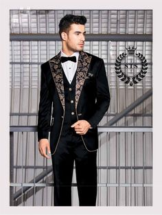 Suit is the first thing. And shoes the second. Suit and shoes. A man got those two things he's got it all! Designer Suits For Men, Sherwani, Tuxedo, Mens Suits, Two By Two, Suit Jacket, Trousers, Menswear, Textiles