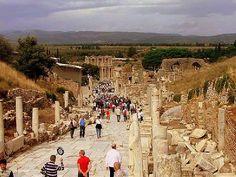 Заброшенные древние города.