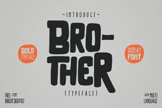 Brother Typeface Download Font + Unlimited Downloads here: https://elements.envato.com/brother-typeface-QSH4GQ?clickid=1fCQEITI0TAVxb%3ARXzT%3ABXJ-UkhzGbxVFR632c0&iradid=298927&utm_campaign=elements_af_361542&iradtype=ONLINE_TRACKING_LINK&irmptype=mediapartner&utm_medium=affiliate&utm_source=impact_radius&irgwc=1