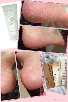 Need to get your feet sandal-ready in a hurry?? Try Mary Kay Satin Hands and Mint Bliss Energizing Lotion | www.marykay.com/ldesadier