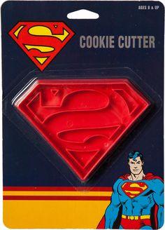 Superman Cookie Cutter