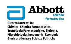 ABBOTT ITALIA - LAVORO campo FARMACEUTICO Abbott Laboratories ricerca laureati in: Chimica, Chimica Farmaceutica, Tecnologia Farmaceutiche, Biologia, Microbiologia, Ingegneria o altra area tecnico/scientifico #abbottlaboratories #lavorobiologia