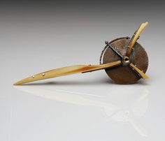 All artist images from Velvet da Vinci Contemporary Art Jewelry and Sculpture Gallery,