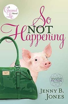 So Not Happening (The Charmed Life) by Jenny B. Jones,   First book of a great series by an Arkansas author!