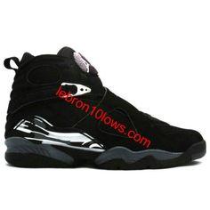 443fed364212 Air Jordan 8 Retro Black Chrome 305381-001