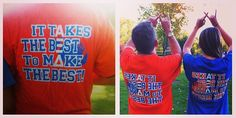 Parents' Day Alpha Xi Delta T-shirts