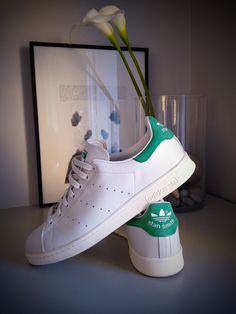 Stan Smith Adidas sneakers they are back in Indian market now :)