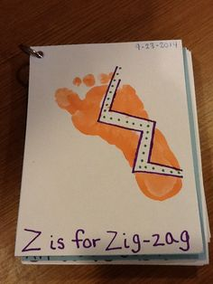 Z is for Zig-zag