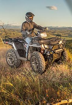 Polaris Off-Road Vehicles: Four Wheelers, SXS, ATVs & UTVs : Home Page