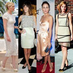 La 'it-girl' Charlotte Dellal viste los pies de las 'celebs'... y también de las novias #brides
