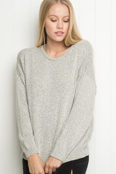 Brandy ♥ Melville   Veena Sweater - Pullovers - Sweaters - Clothing