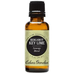 Key Lime Citrus Bergamot Essential Oil - Oil Blends - EdensGarden
