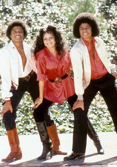 Randy, La Toya & Michael Jackson, 1978