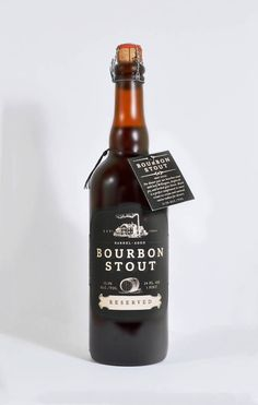 Bourbon Stout - Beer