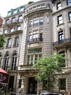 Daytonian in Manhattan: The 1903 Van Norden Mansion -- No. 8 East 62nd Street