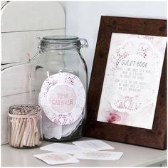 Gästebuch mal anders: 5 originelle Ideen ohne Buch | Hochzeitsblog - The Little Wedding Corner