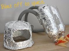 Make your child an astronaut costume with these easy step-by-step instructions.