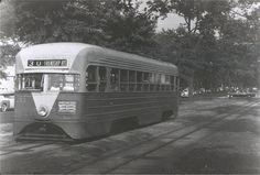 Capital Transit #1053 on Pennsylvania Avenue SE (Collection of: Joe Testagrose).