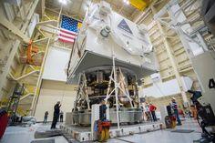 La NASA ha fornito qualche nuova informazione sul primo test di volo per il suo Space Launch System (SLS) con la navicella spaziale Orion, chiamato Exploration Mission-1 (EM-1). Leggi i dettagli nell'articolo!