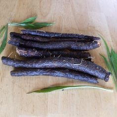 Scorzonera, Hoffman's Schwarze Pfahl (Organic)